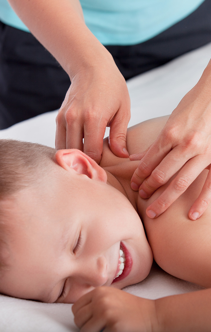 Pura Cura Kindermassage